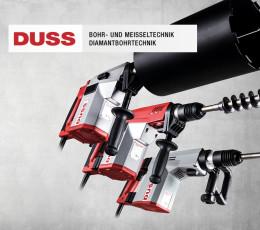 Stützpunkthändler für DUSS Produkte im Weser-Ems-Gebiet.